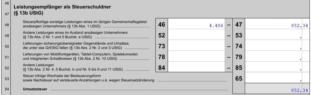 Umsatzsteuer termine 2020