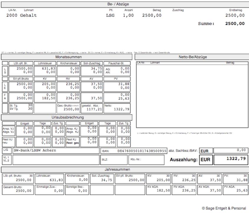31+ Fakten über Gehaltsabrechnung Excel Vorlage! Formular ...